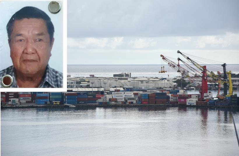Le cadavre d'un septuagénaire repêché dans le port de Papeete