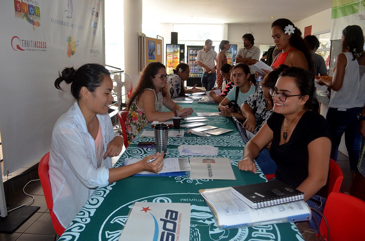 Crédit photo Communication Université de la Polynésie Française