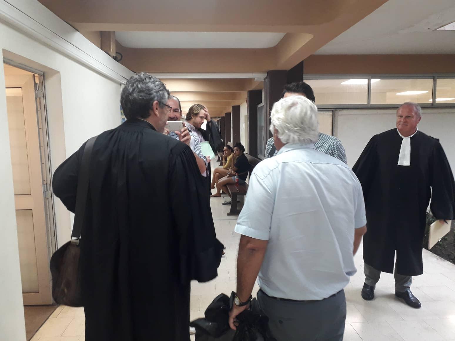 Hôtel du Ranelagh: Me Quinquis placé sous le statut de témoin assisté