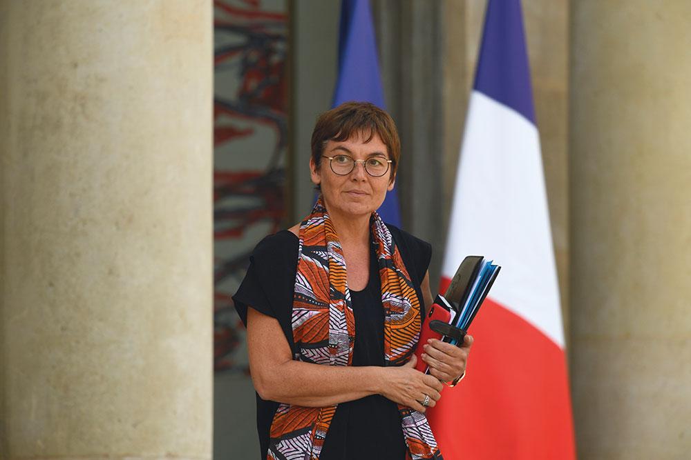 """Retour d'Annick Girardin à la Réunion pour un bilan avec le mouvement des """"gilets jaunes"""""""