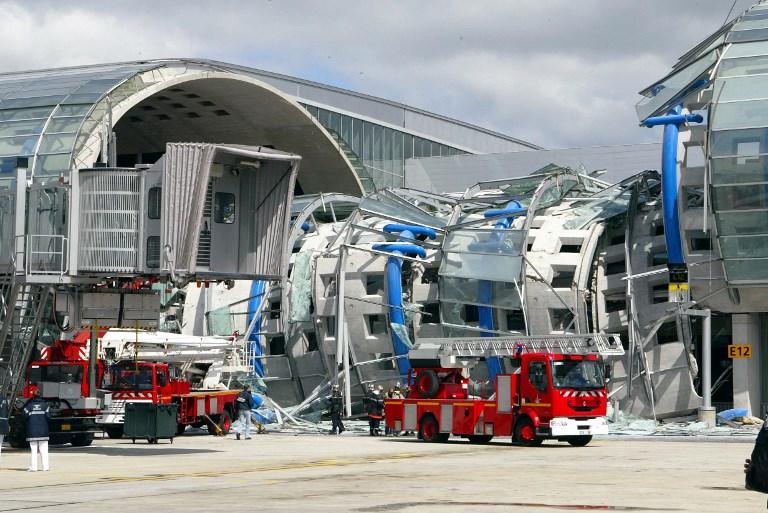 Quinze ans après l'effondrement d'un terminal à Roissy, amende maximale pour Aéroports de Paris