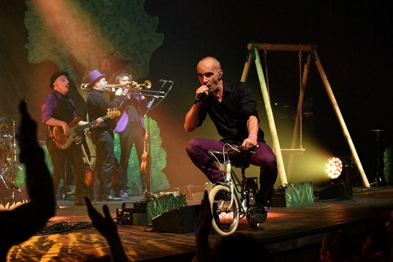 Aldebert, star de la récré, à l'affiche d'un festival qui dépoussière la musique jeune public