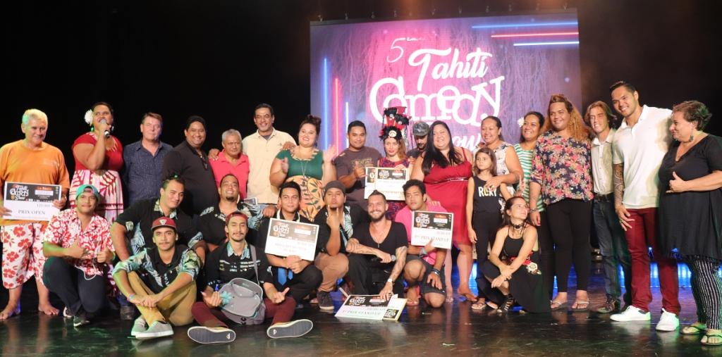 Tahiti Comedy Show : Christopher Prenat a remporté le premier prix en stand up