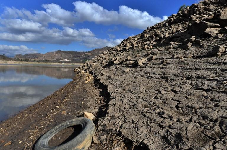 La sécheresse frappe l'Amérique centrale menacée par El Niño