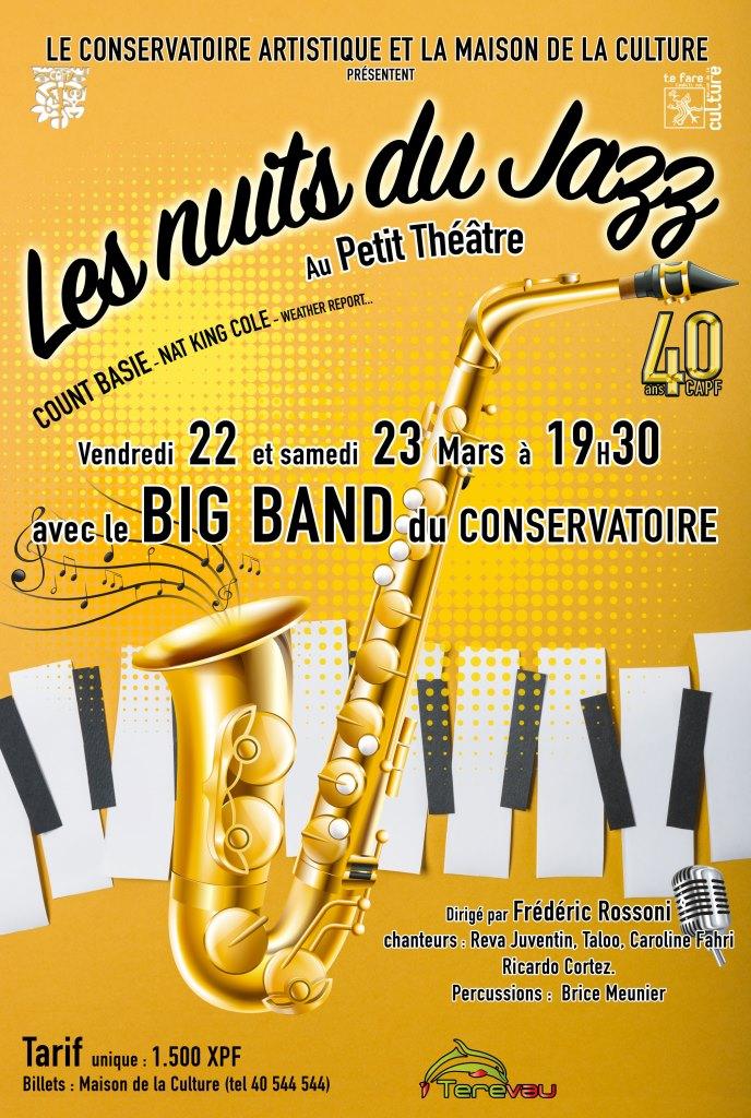 Les 5e Nuits du jazz auront lieu ce week-end