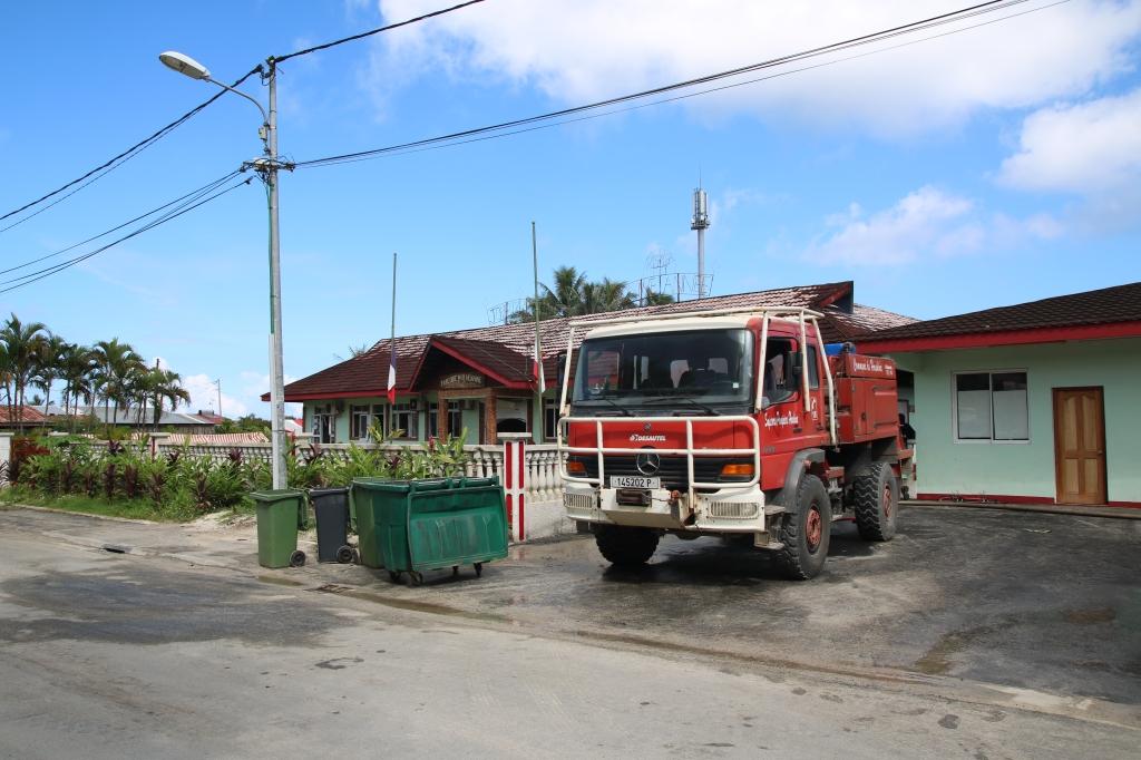 """""""Il ressort des premières constatations effectuées par la gendarmerie que cet incendie pourrait être dû à un dysfonctionnement électrique"""", indique un communiqué du Haut-commissariat."""
