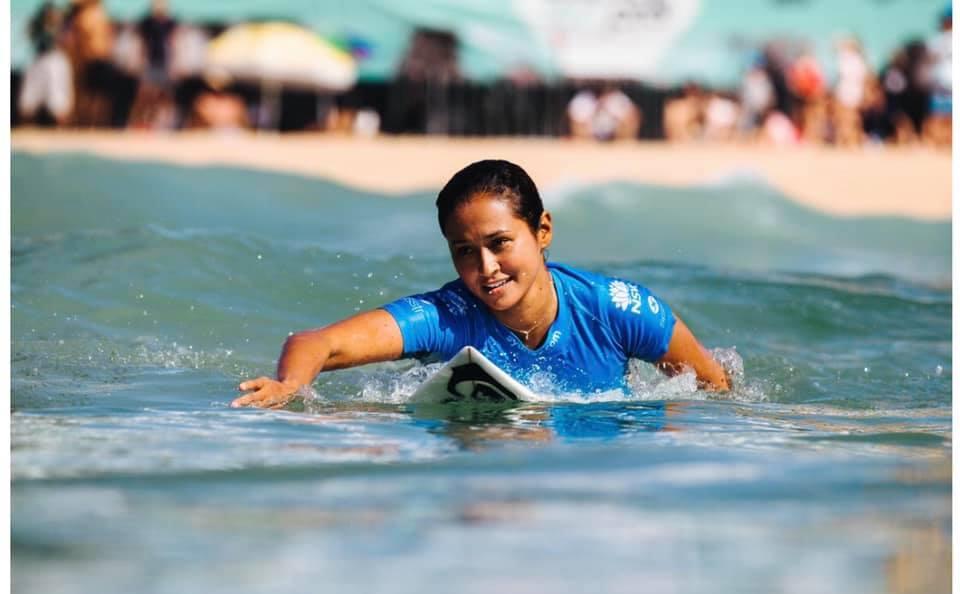 Surf Pro – Sydney Women's Pro WQS 6000 : Vahine Fierro à la troisième place