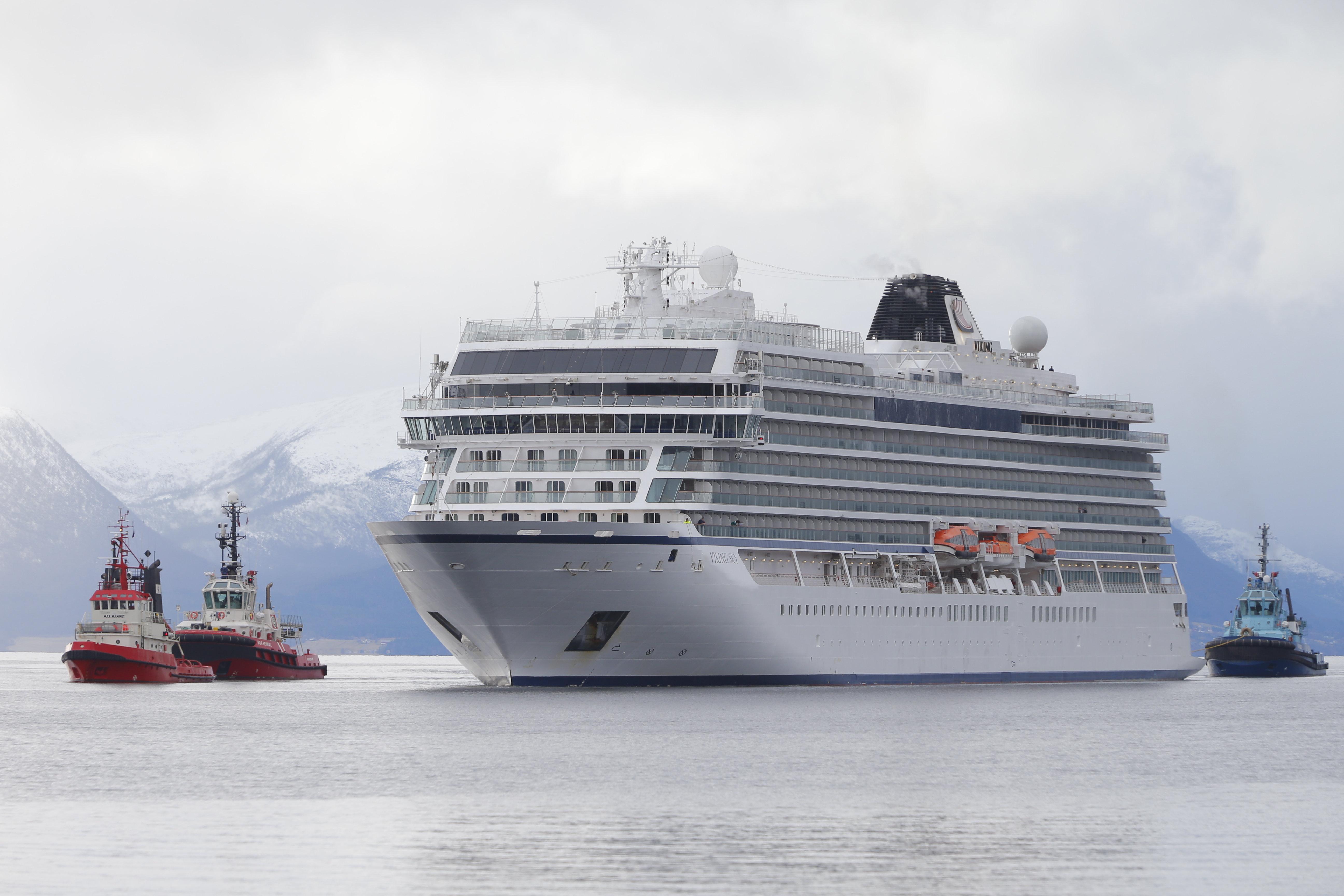L'accident du Viking Sky, un coup de semonce pour la croisière dans l'Arctique