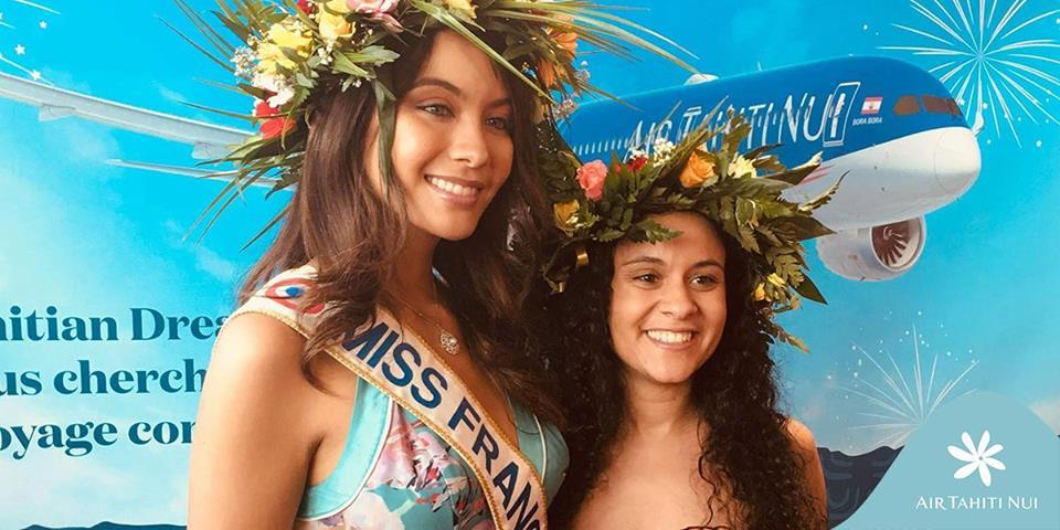 Photos : ©Arnaud Gaulupeau pour Groupe ADP & ©Andrés Tofalo pour Air Tahiti Nui