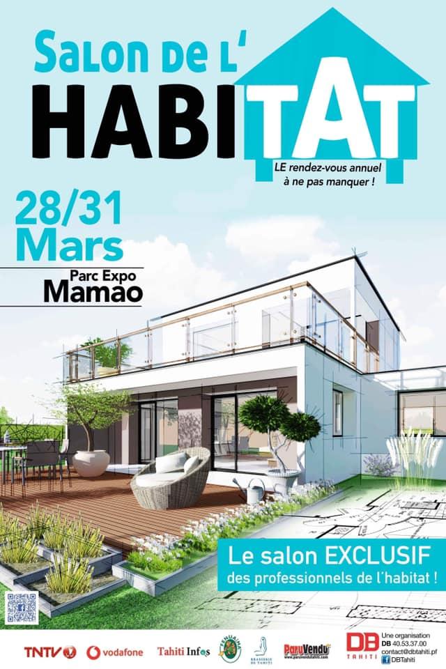 Le Salon de l'habitat ouvre le 28 mars