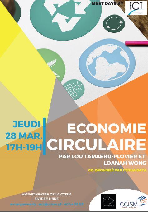 Une conférence gratuite pour mieux comprendre l'économie circulaire