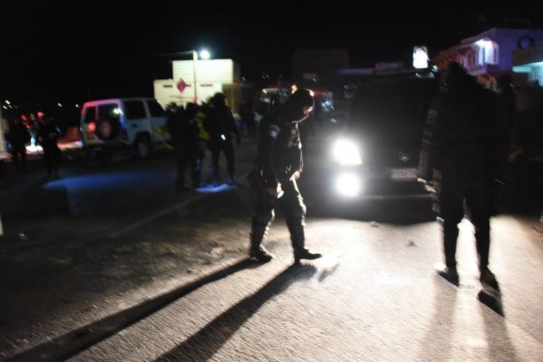 Guatemala: un camion percute un attroupement de villageois, 18 morts