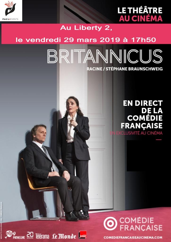 La Comédie-Française au cinéma Le Liberty