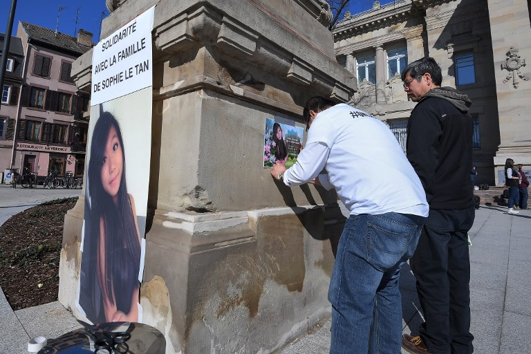 Disparition de Sophie Le Tan: l'étau se resserre autour du suspect