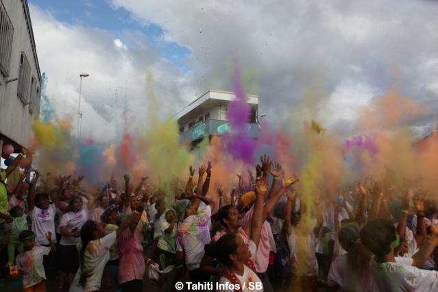 La 6e édition de la Color TRT fun run aura lieu le 27 avril