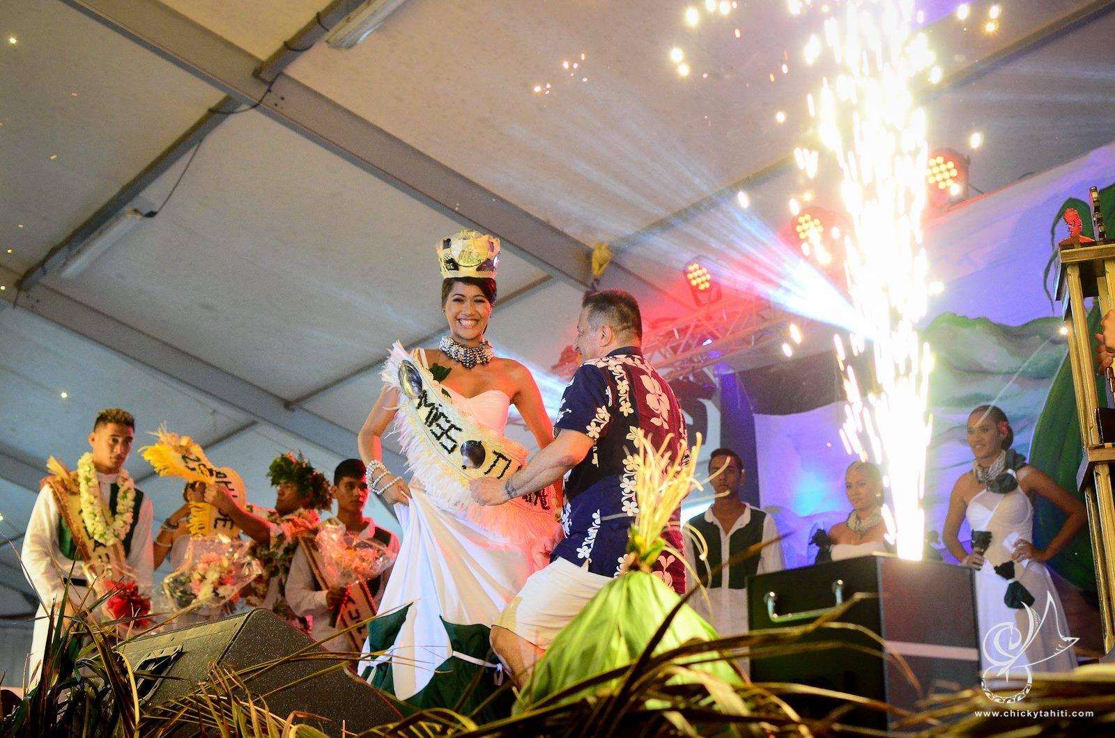Lehani Fanaurai représentera l'archipel des Australes à l'élection de Miss Tahiti.