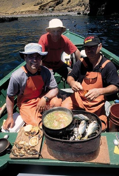 Aujourd'hui, à Juan Fernandez, les pêcheurs du village de San Juan Bautista emmènent les touristes nager avec les otaries.