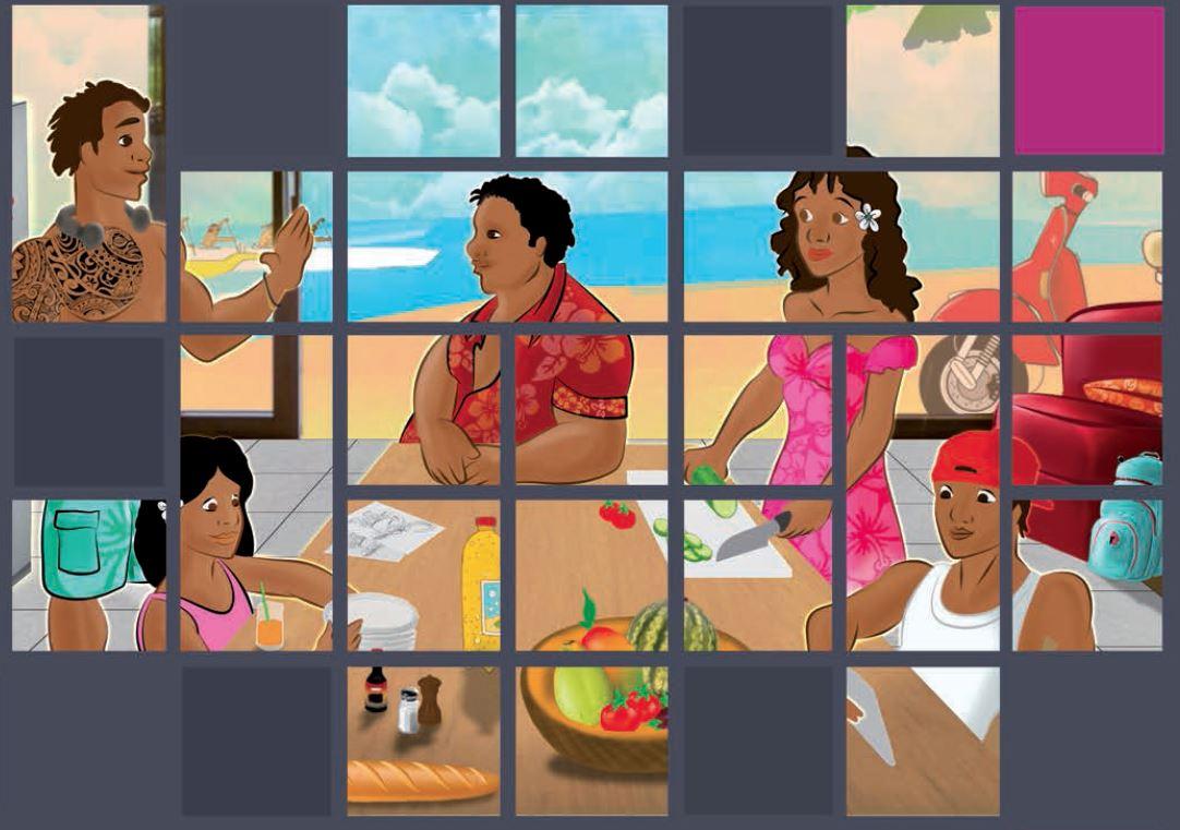 Les dessous du comportement alimentaire des Polynésiens