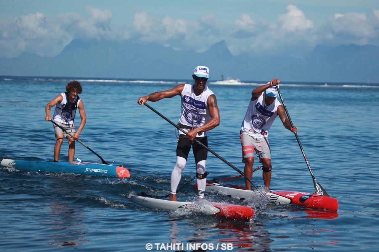 Sup Race – Championnat de Polynésie : Le point sur la discipline avec Alexy Berthet