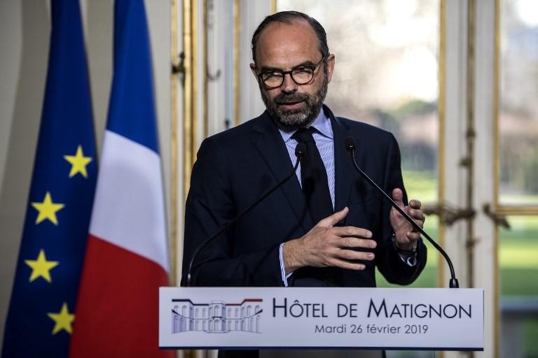 """Edouard Philippe: il serait """"absurde"""" de ne pas réfléchir au cannabis thérapeutique"""