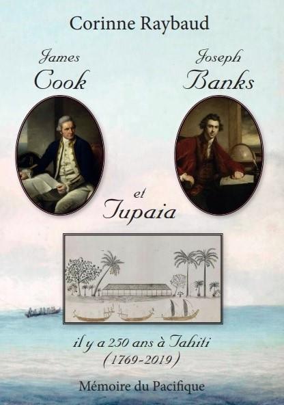 Le tour de l'île de Cook et Banks, du 26 juin au 1er juillet 1769