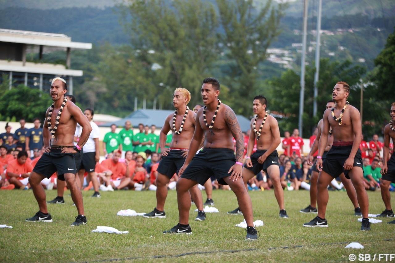 Le Festival des îles a su allier sport et culture