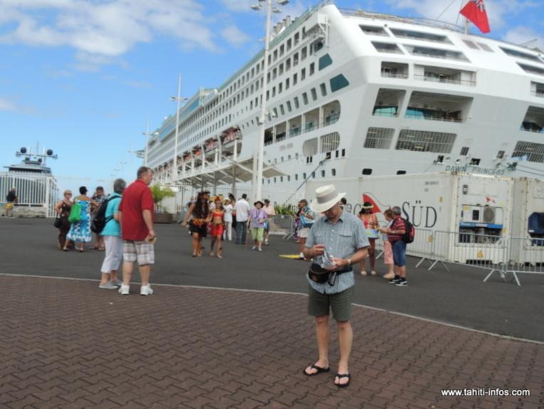 La fréquentation touristique augmente au fenua