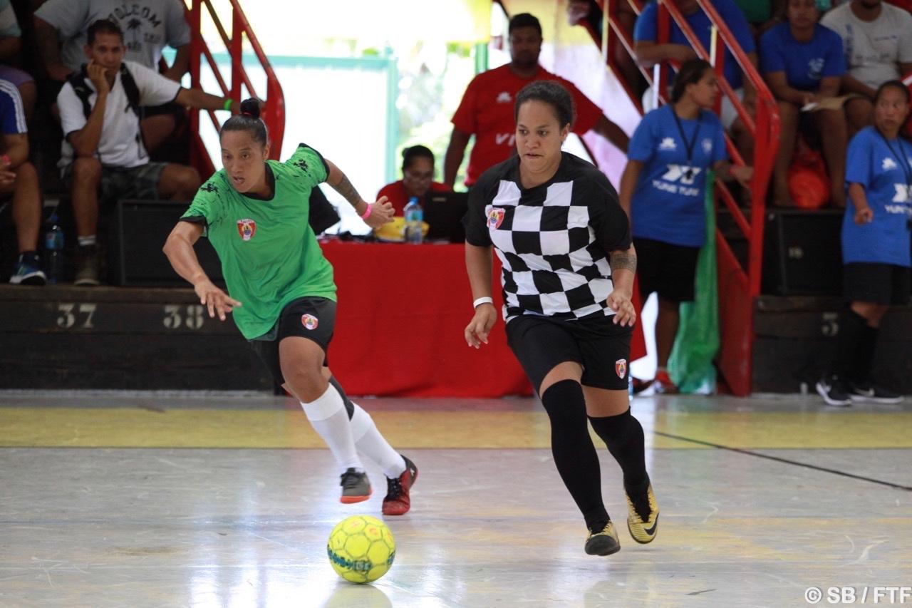 Papeete a battu Taha'a 4-0