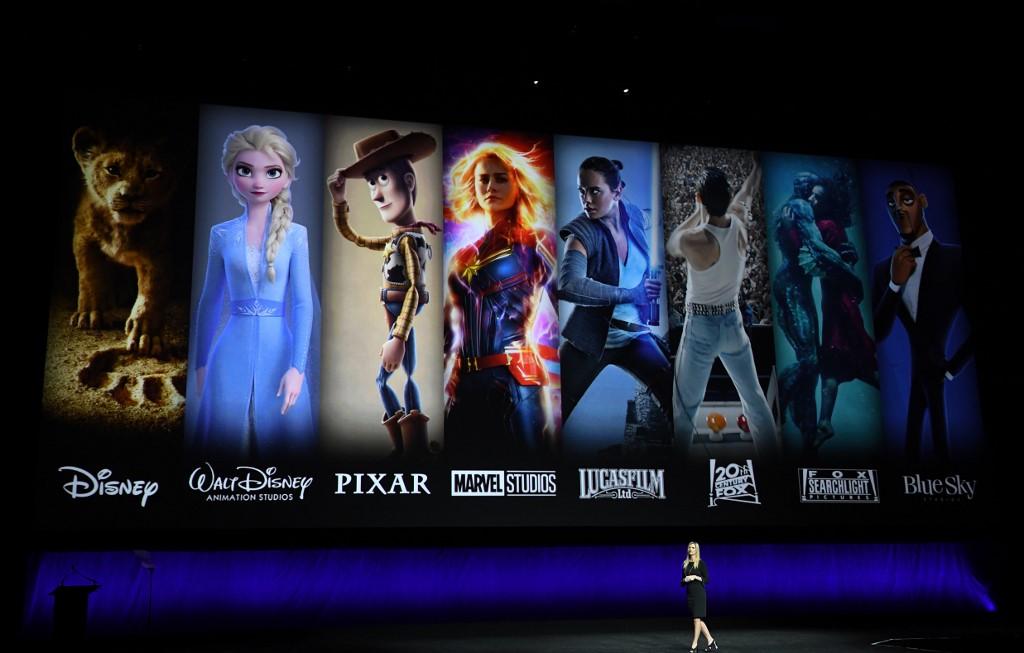 Streaming: l'Empire Disney contre-attaque la planète Netflix
