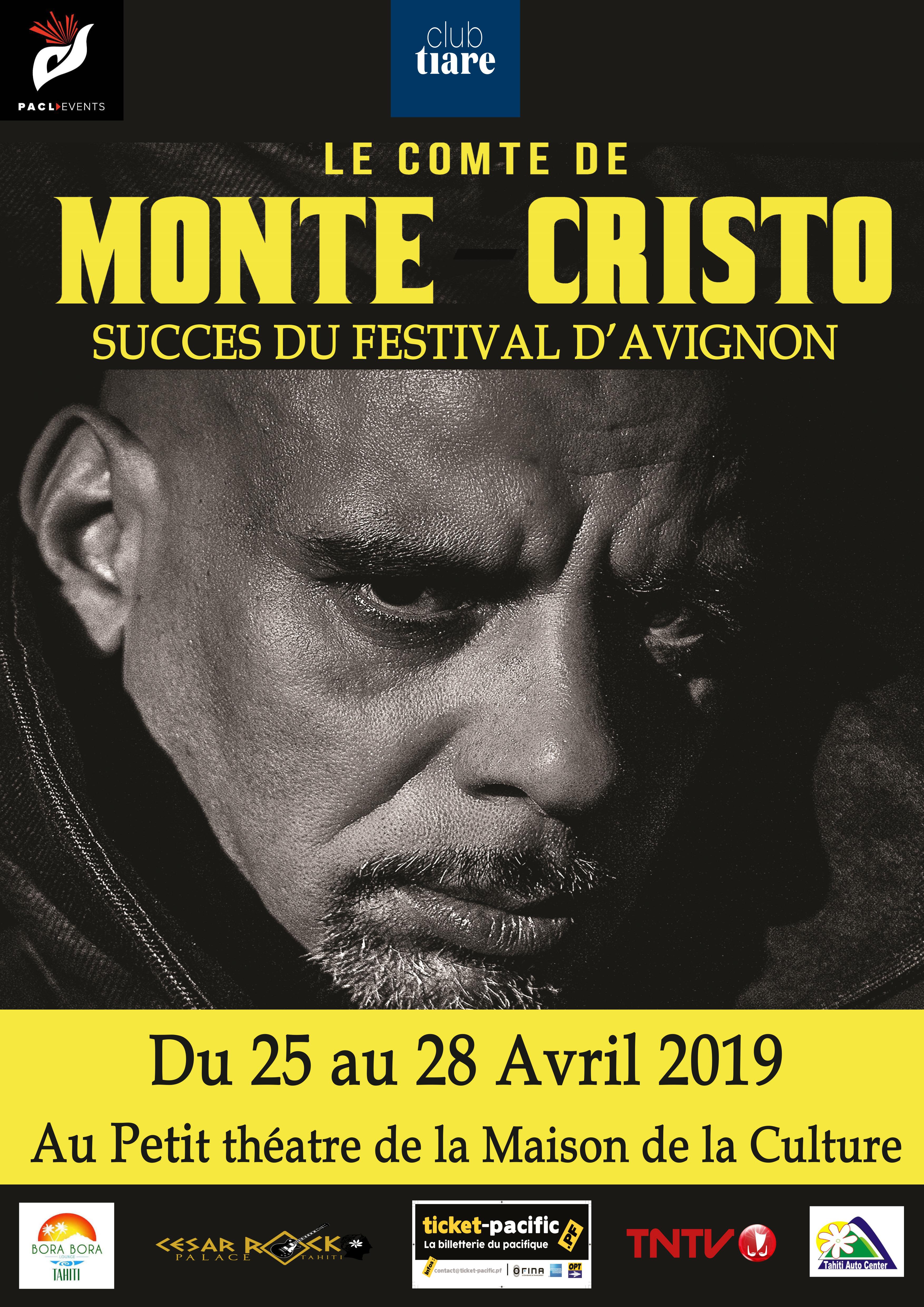 Le Comte de Monte-Cristo sur les planches du petit théâtre