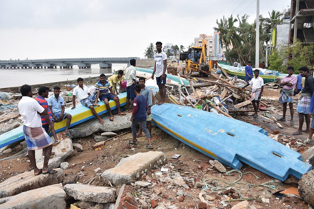 35 morts dans des tempêtes en Inde