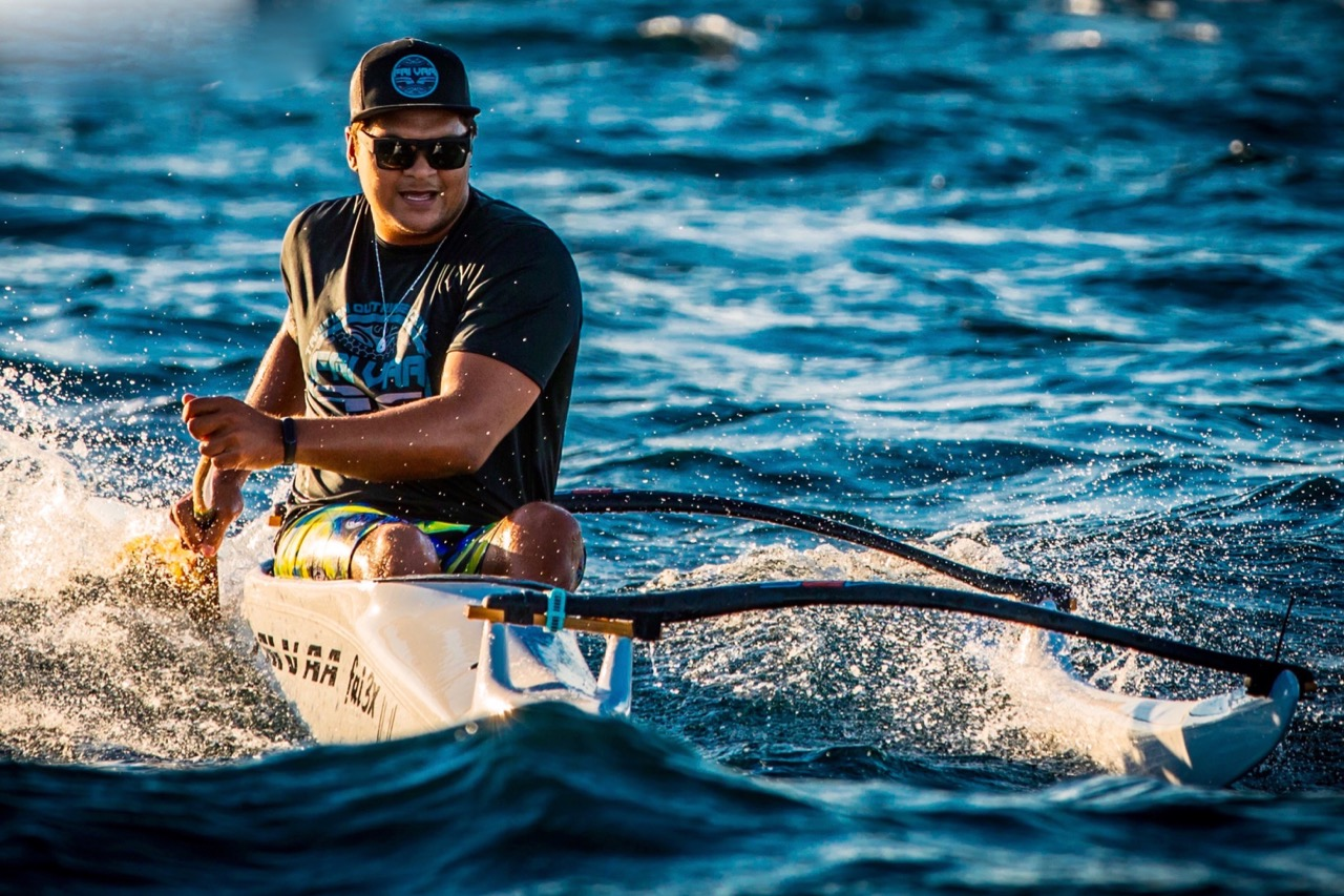 Encore une victoire pour le Polynésien originaire de Huahine