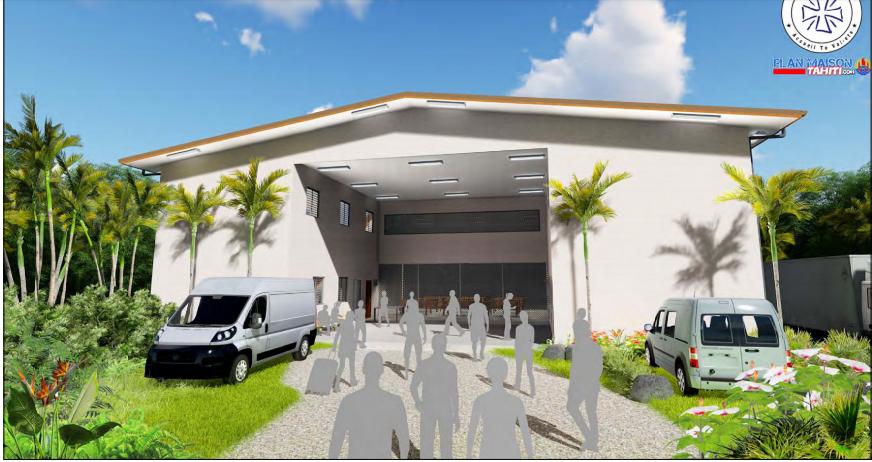Pour mener à bien son projet, le Secours catholique a lancé un appel aux dons pour réunir 150 millions de Fcfp pour financer les travaux de construction.