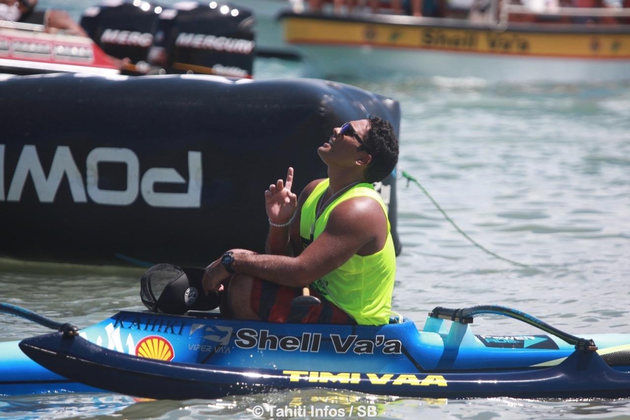 10e lors de la Taaroa Race, Taaroa Dubois a pu cette fois-ci trouver le bon rythme