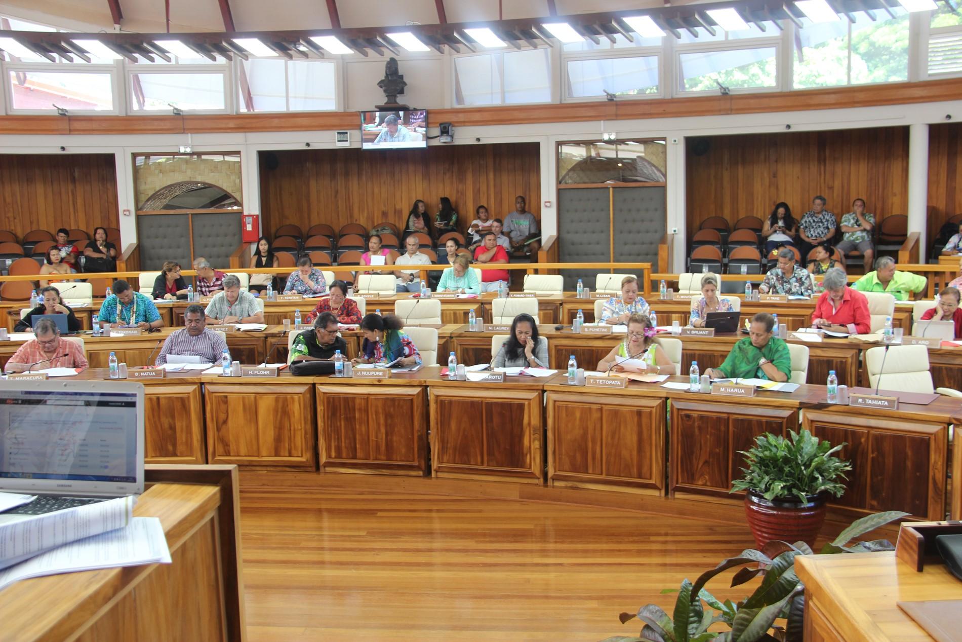 Assemblée : une « augmentation importante de l'absentéisme » des agents depuis 2012
