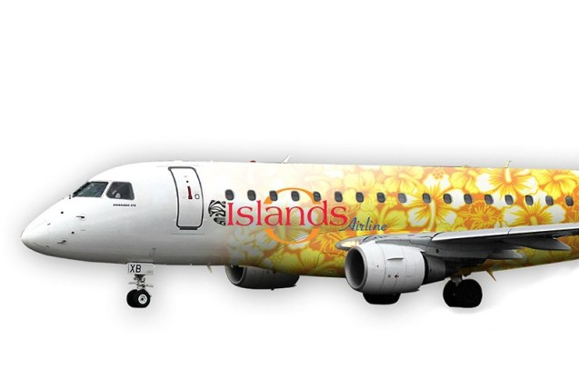 Le Pays ne « fixera » pas les lignes aériennes d'Islands