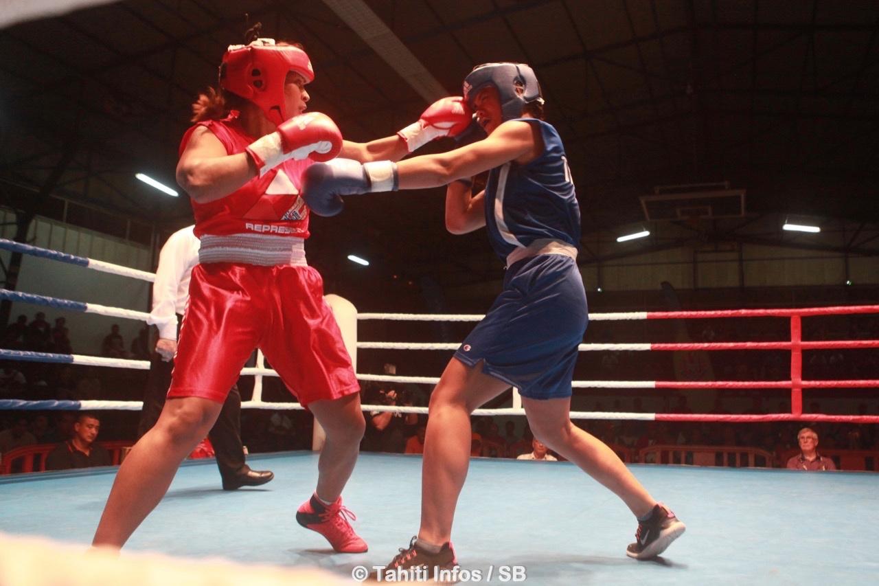Le combat Heiura Nena vs Raruna Jacquot a fait des étincelles