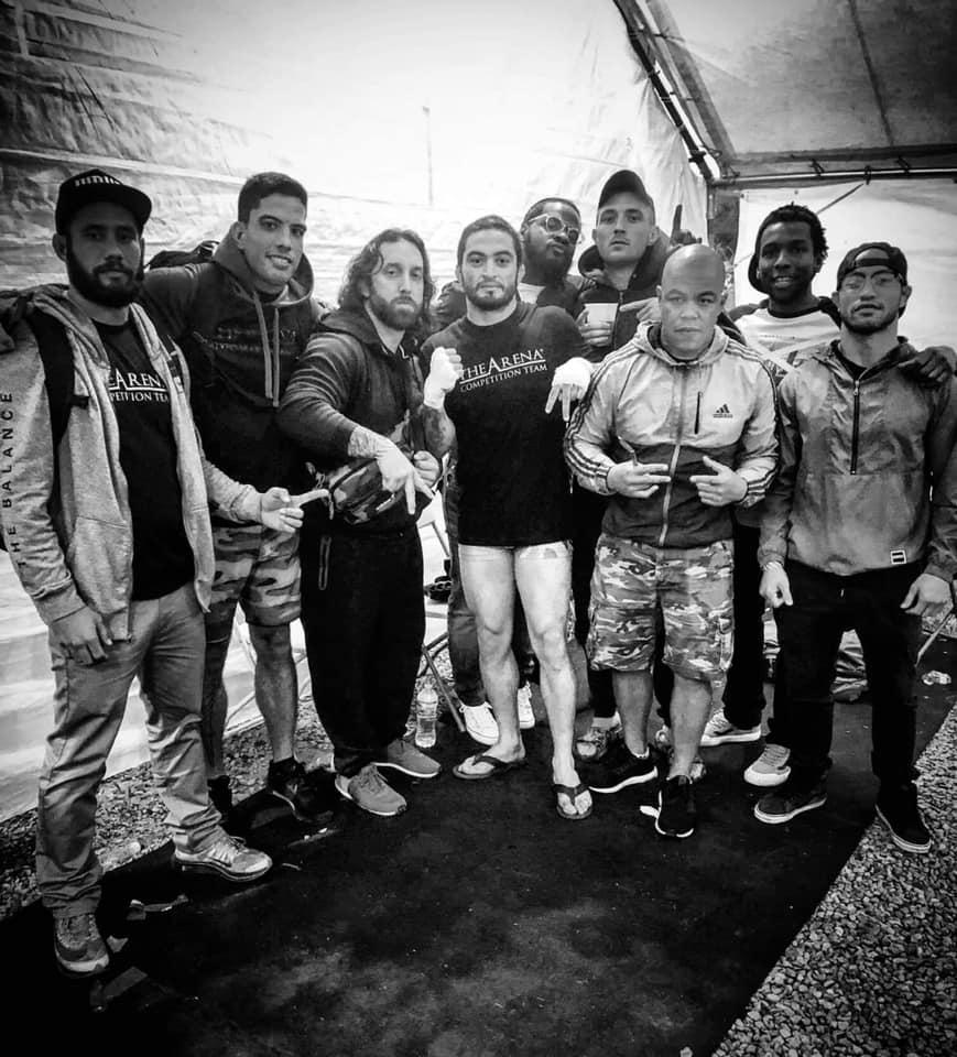 MMA – California Cage Wars : Victoire au premier round pour Dudes