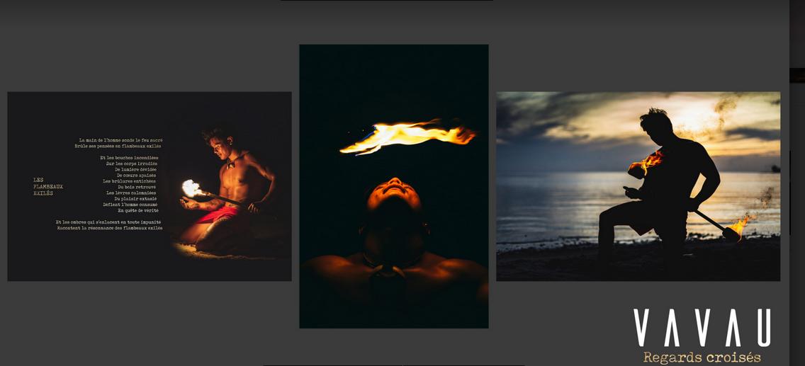 """""""Vavau regards croisés"""", une expo photos pour les élèves de Bora Bora"""