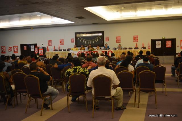 Election Angélo Frebault à la CSTP-FO : la justice donne raison à Mahinui Temarii