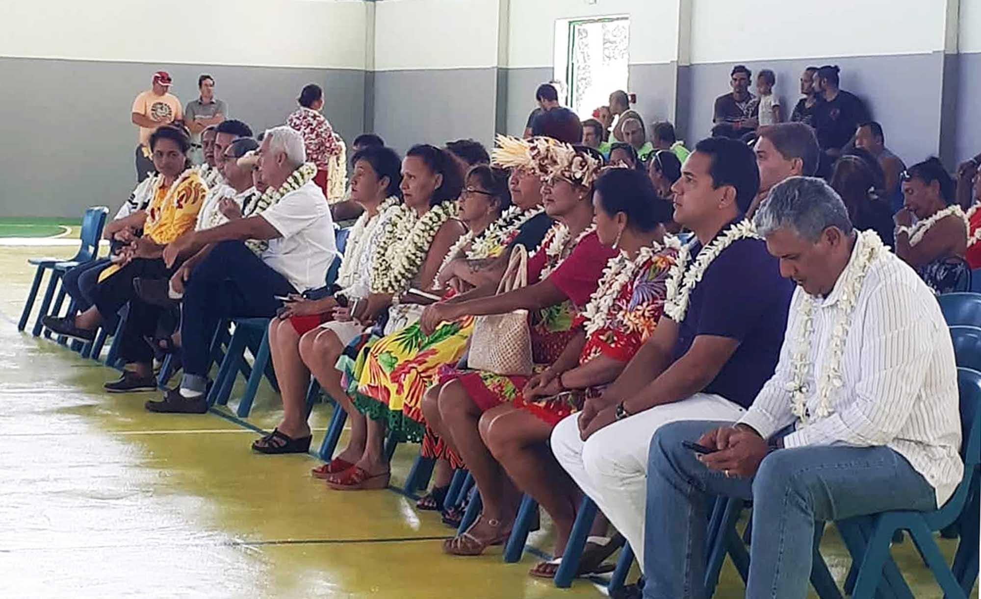 L'investissement d'un montant total de 32 millions Fcfp a été pris en charge par l'Institut de la Jeunesse et des Sports de la Polynésie française (IJSPF).