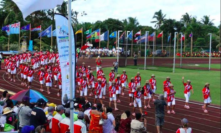 A la suite du boycott des Mini Jeux du Vanuatu en 2017 par les fédérations sportives tahitiennes, le Conseil des jeux du Pacifique (PGC) avait décidé de suspendre provisoirement le Comité olympique de Polynésie française (COPF).