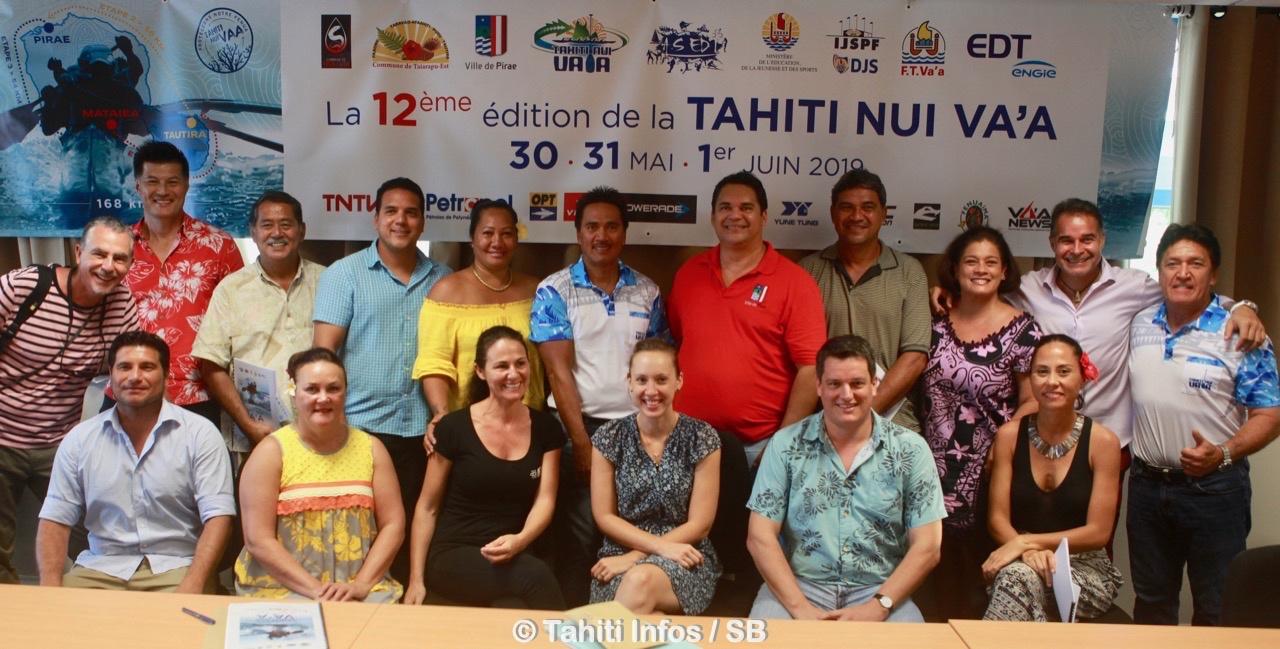 Va'a V6 – Tahiti Nui Va'a : Qui succèdera à Shell Va'a ?