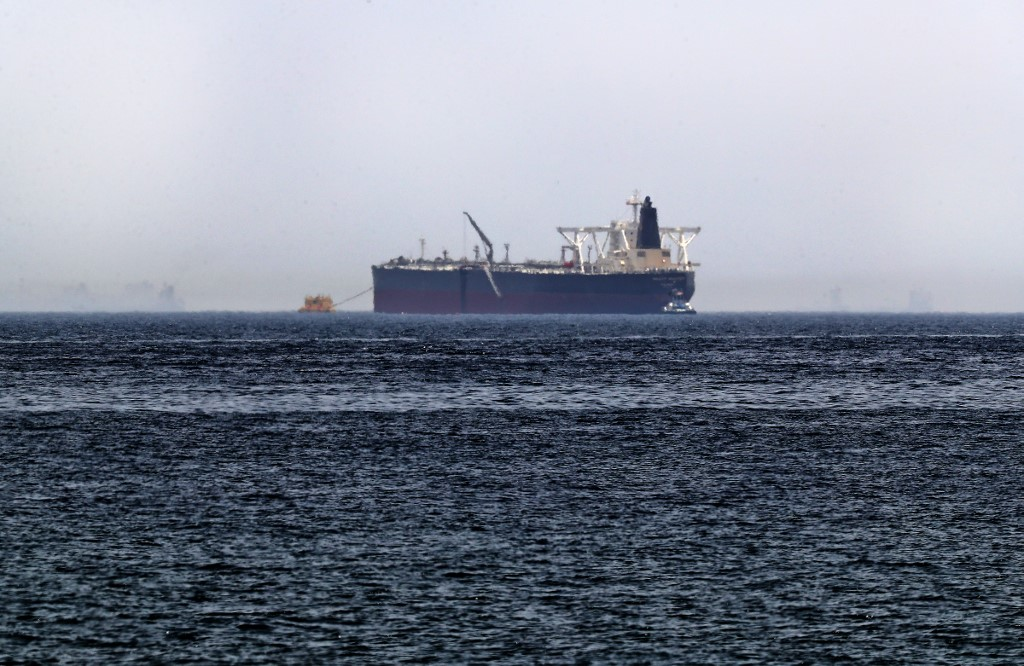 """Le Golfe sous tension après des """"actes de sabotage"""" contre quatre navires"""