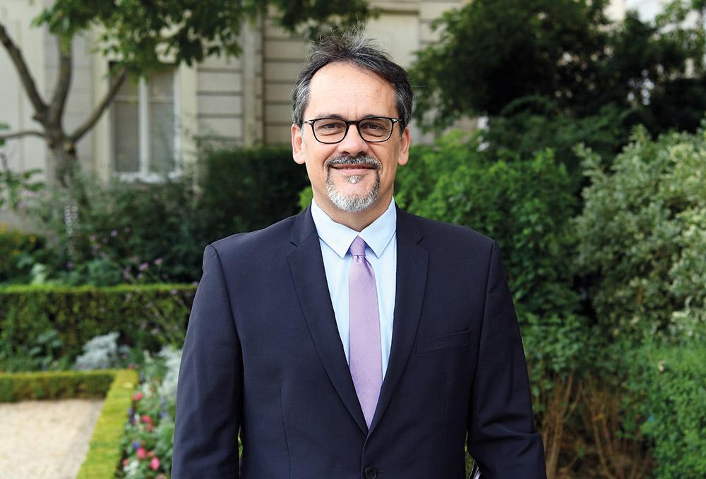 Le député calédonien Philippe Dunoyer.