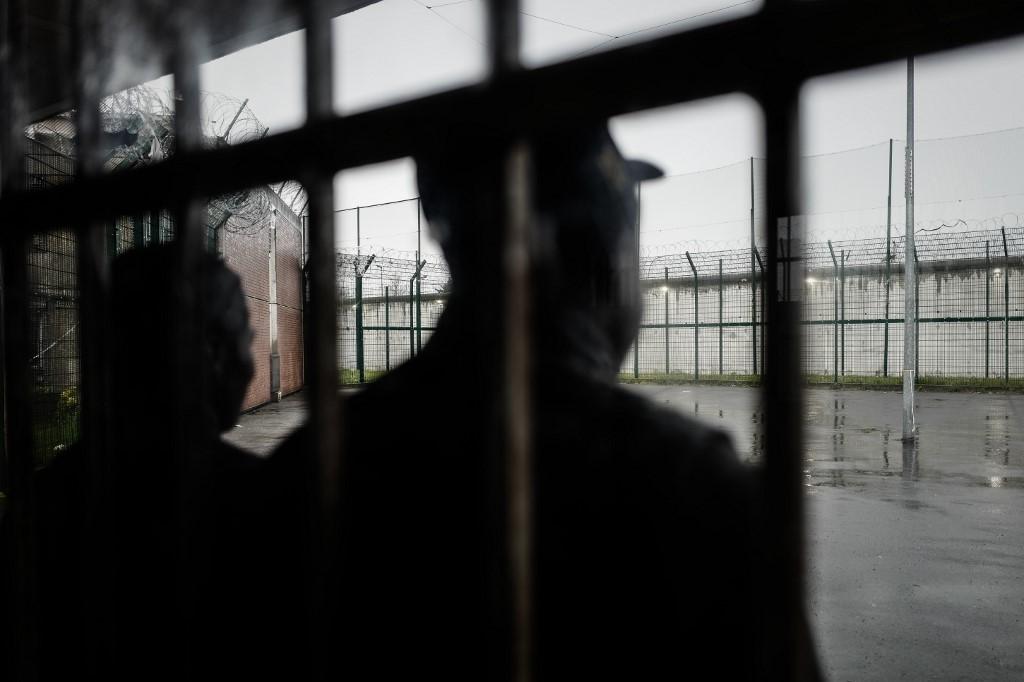 Nouveau record du nombre de détenus en France