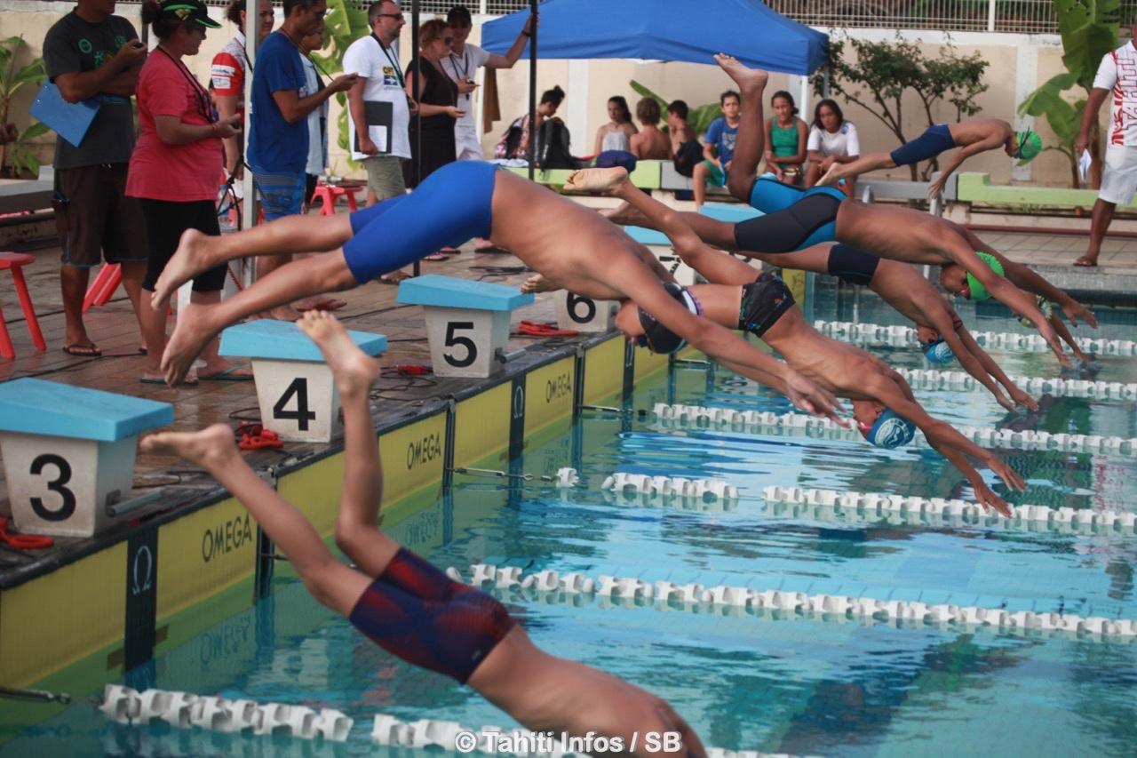 Les championnats de Polynésie, moment fort du calendrier fédéral