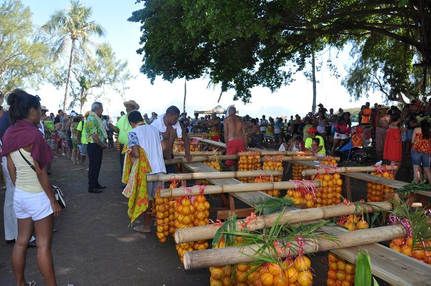 Les inscriptions pour les personnes qui souhaiteraient se rendre sur le plateau de Tamanu se clôtureront le 17 juin.