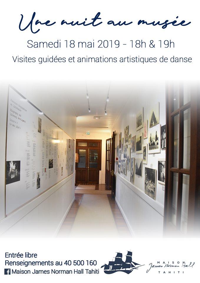 Une nuit au musée… chez James Norman Hall