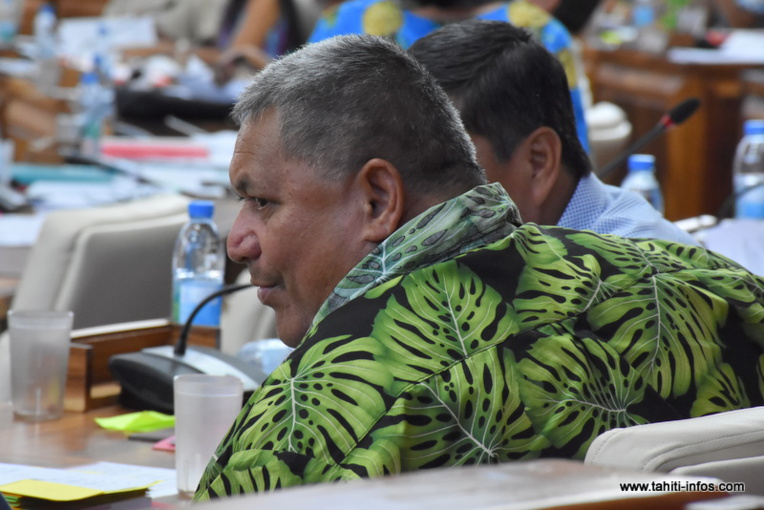 Putai Taae va rester à l'assemblée malgré sa condamnation
